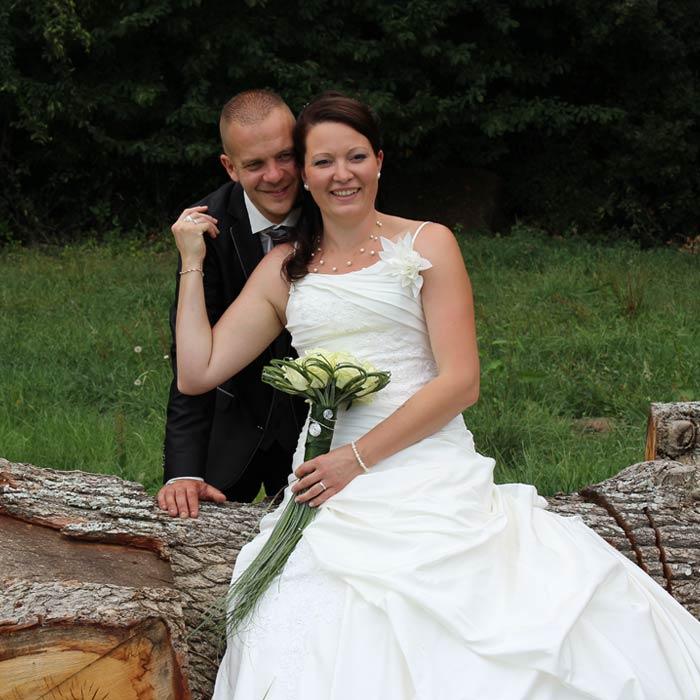 Mariages et événements privés célébrés au parc naturel du Stérou à Priziac dans le Morbihan.